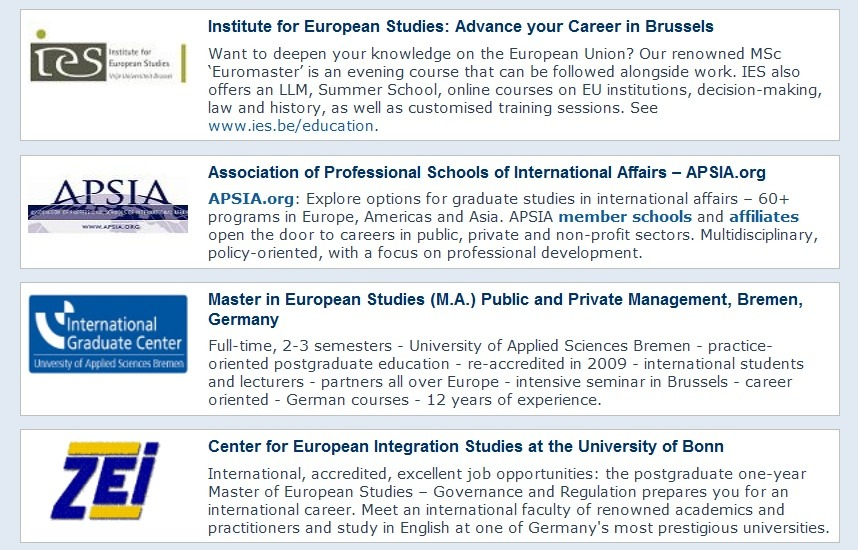 institutes of eu Think tanks and research institutes on europe eu bruegel ceps - centre for european policy studies cne - centre for new europe.